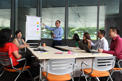 e2i Employability Skills Workshop Singapore