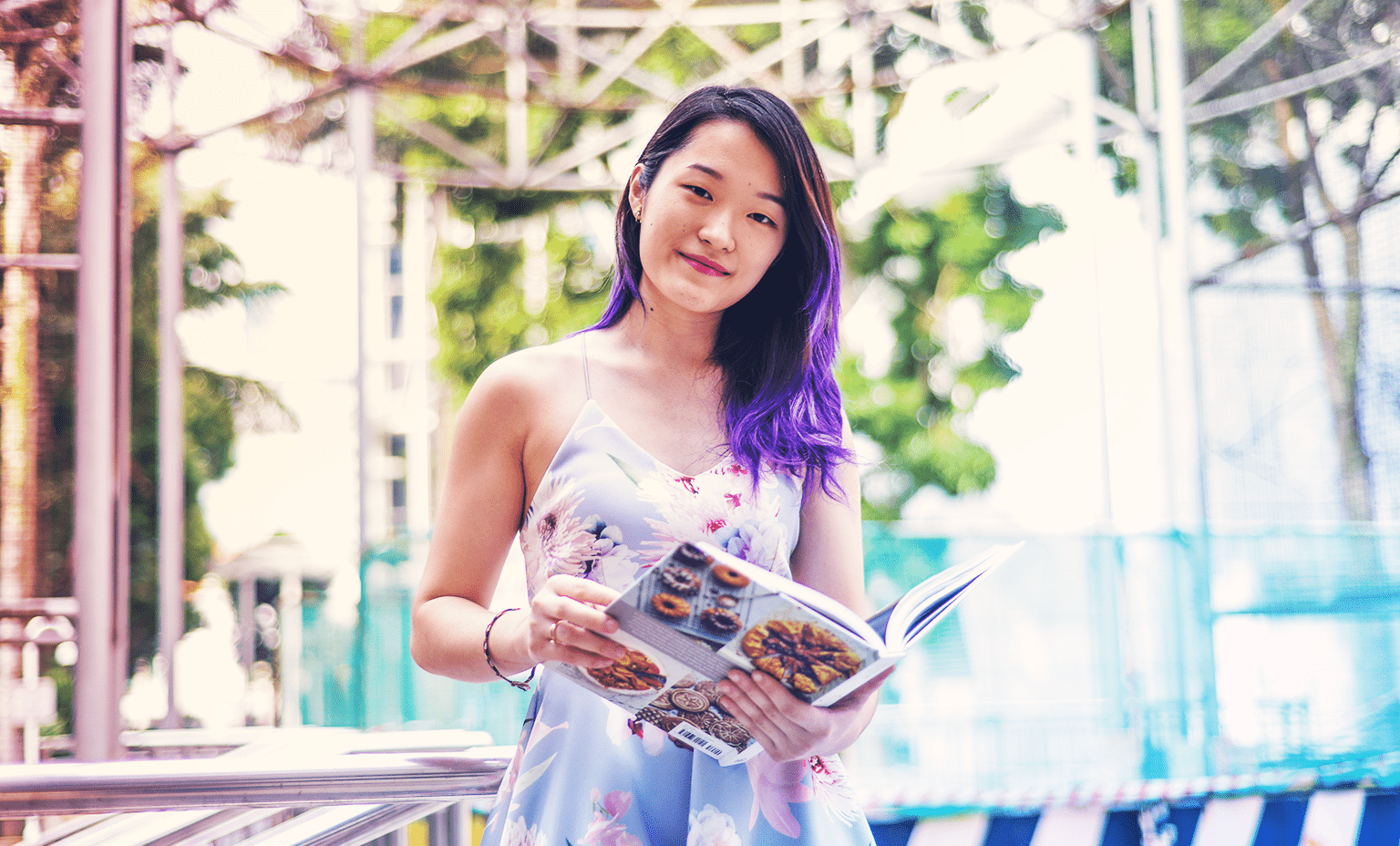 #LetsTalkMillennials My Life on Fast Forward - Claire Lim Pursuing a Career In F&B