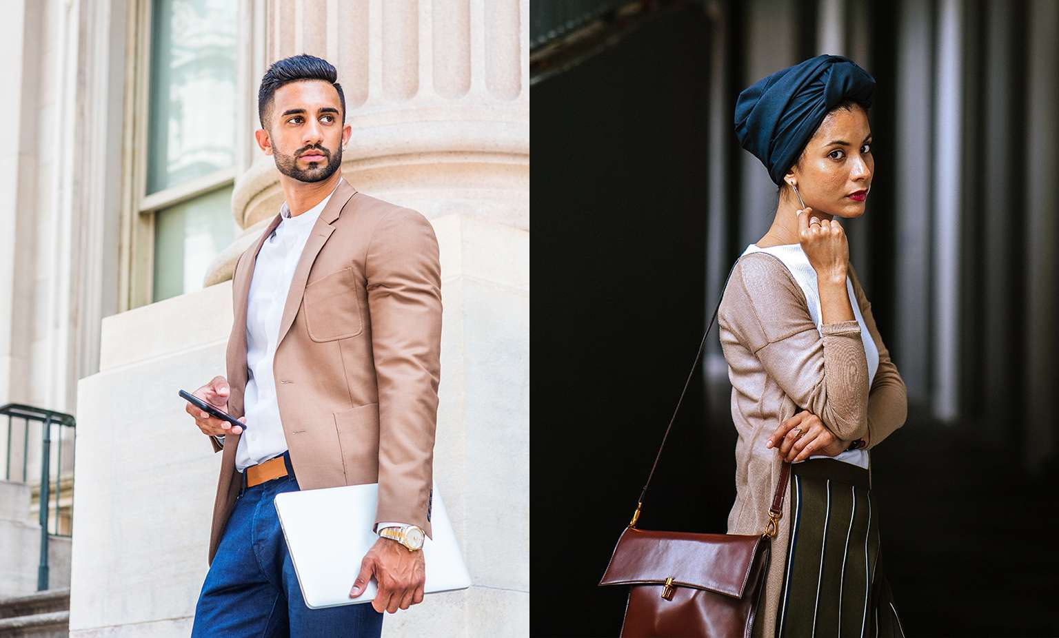 Tips For Dressing Professionally for Working Millennials - Play Around with Colours