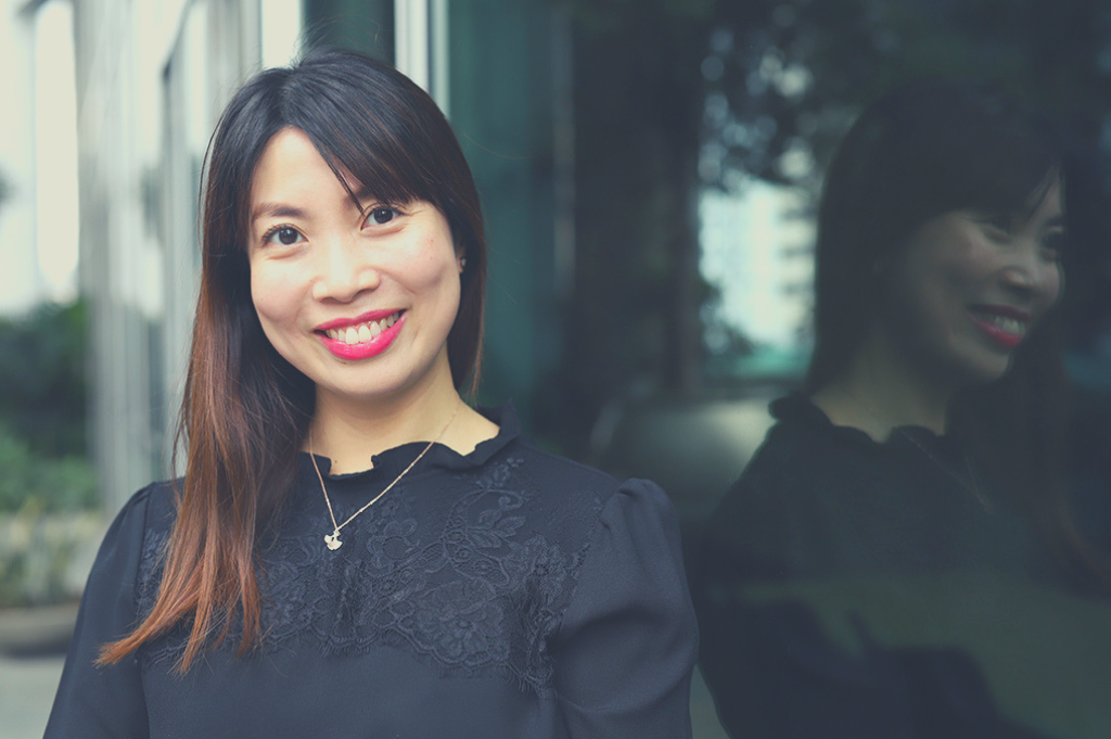 Transforming The Workforce with e2i's Employability Accounts Team - Jacklyn Lim