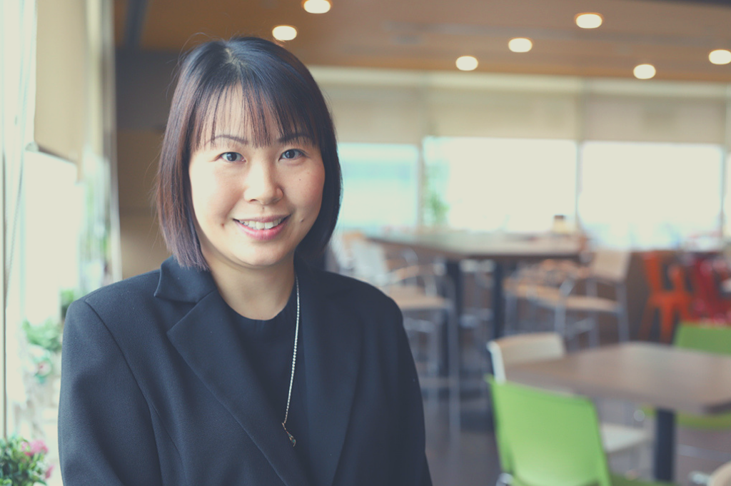 Transforming The Workforce with e2i's Employability Accounts Team - Yeo Kia Li