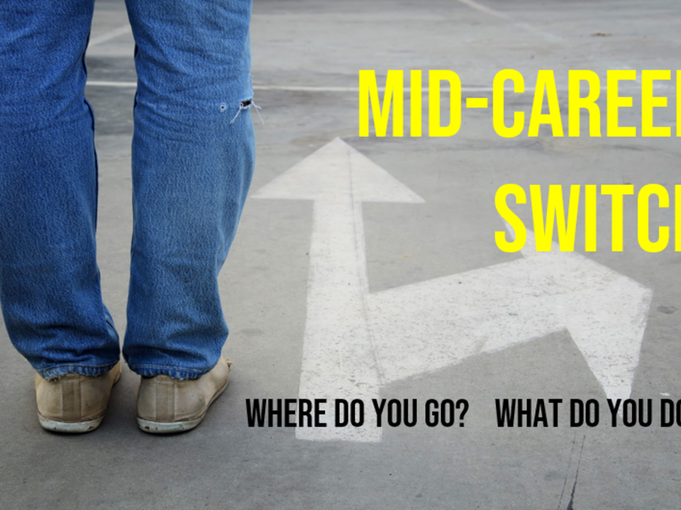 mid-career switch e2i assistance
