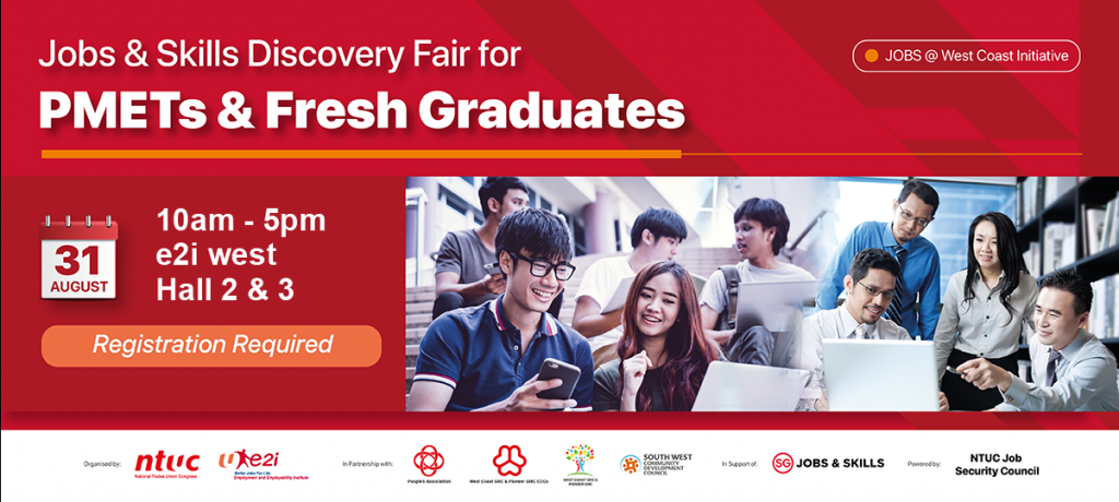 Jobs & Skills Discovery for PMETs & Fresh Graduates 31 Aug 2020